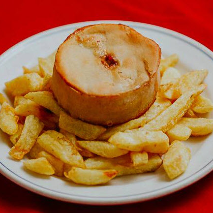 Meat Pie & Chips