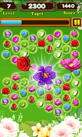 android Flower Blast Soda Screenshot 3
