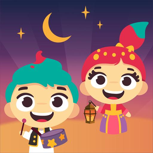 2f8b6db7571ed لمسة   قصص و ألعاب أطفال عربية - التطبيقات على Google Play
