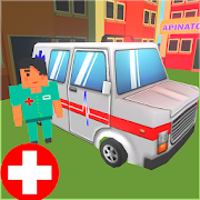 Ambulance Rescue Doctor Simulator - Hospital Games