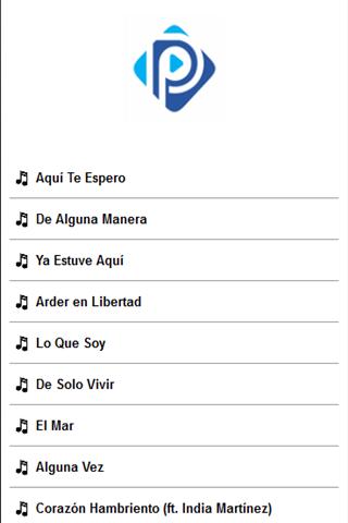 Abel Pintos - App Letras