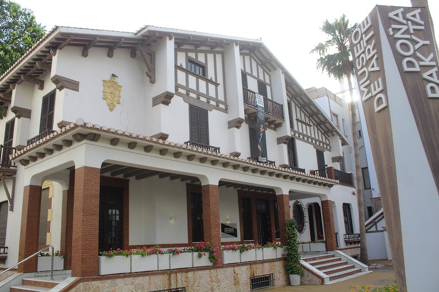Museo de Arte Doña Pakyta.
