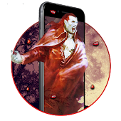 Sexy Vampire Live wallpaper icon