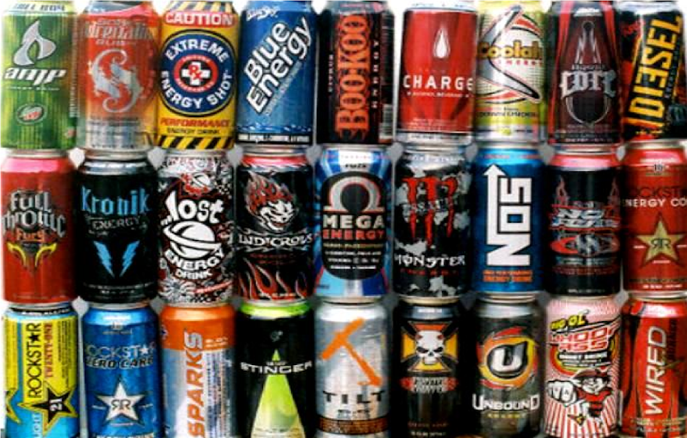Sports And Energy Drinks Linked To Negative Behaviors