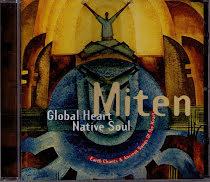 Global Heart Native Soul - CD av Miten