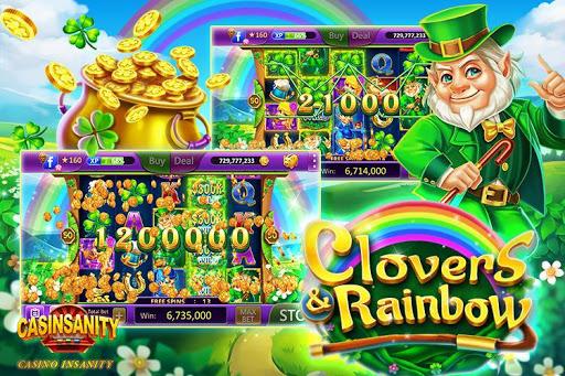 Casinsanity Slots u2013 Free Casino Pop Games apkmr screenshots 8