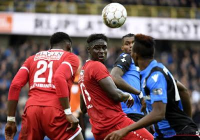 Het verhaal van Moustapha Bayal Sall, verdediger bij Antwerp