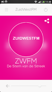 ZWFM- screenshot thumbnail