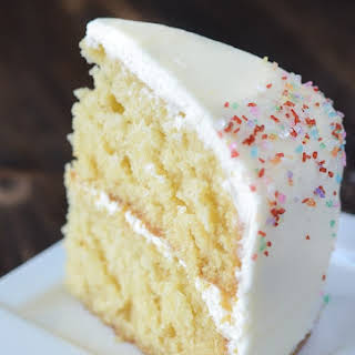 Vanilla Dream Cake.
