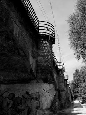 Ponte della ferrovia di wally