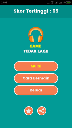 Game Tebak Lagu 1.1.12 screenshots 1
