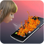 Fire Screen Prank 22.0 Apk