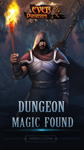 Ever Dungeon : Hunter King-Endless Darkness  captures d'écran 1
