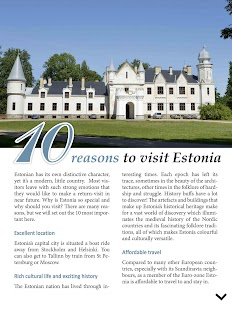 iEstonia- Offline Travel Guide- screenshot thumbnail