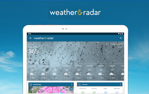 Weather & Radar USA screenshots 11
