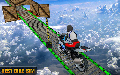 Impossible Bike 3D Tracks  screenshots 12
