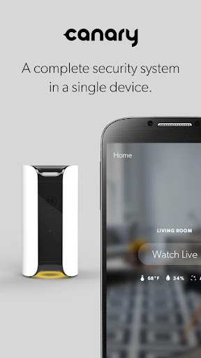 Canary – Smart Home Security