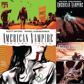 American Vampire: Second Cycle (2014)