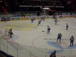 Photo: Hockey match i Scaniarinken Djurgården besegrade SSK i en ganska bra match.