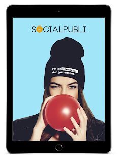 SocialPubli Screenshot