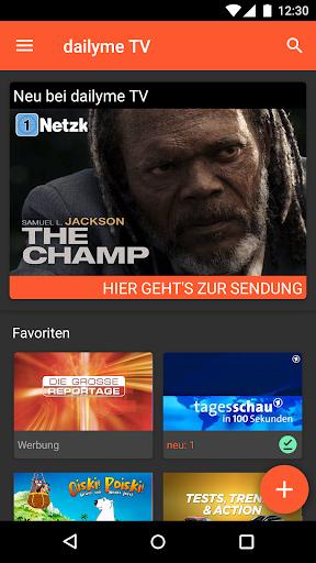 dailyme TV, Serien, Filme & Fernsehen TV Mediathek 20.05.02 screenshots 2