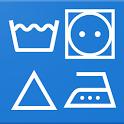 Laundry Symbol Cheat Sheet icon