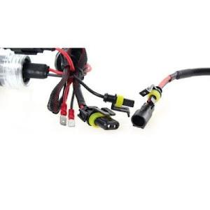 Set 2 becuri Xenon H7 - 6000K, Rolinger HID, Alb-Rece,12V