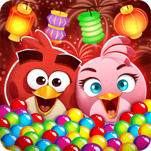 Angry Birds POP Bubble Shooter APK Cracked Download