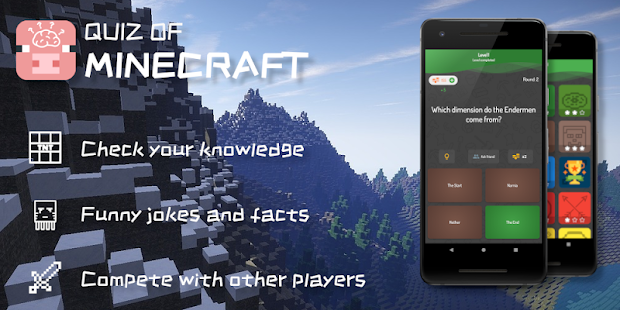 Download Ultimate Quiz of Minecraft For PC Windows and Mac apk screenshot 1