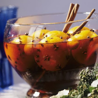 Festive Spiced Punch