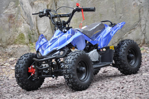 49cc Kids Sports Quad Bike Petrol ATV