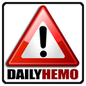 DailyHemo Alarms App icon