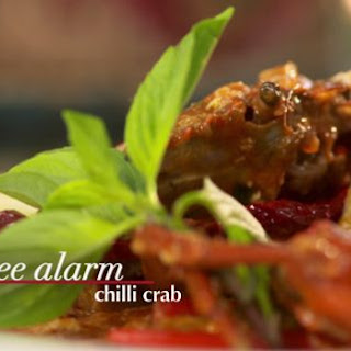 Three Alarm Chili Crab