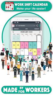 Work Shift Calendar Pro 1.9.5.7 1