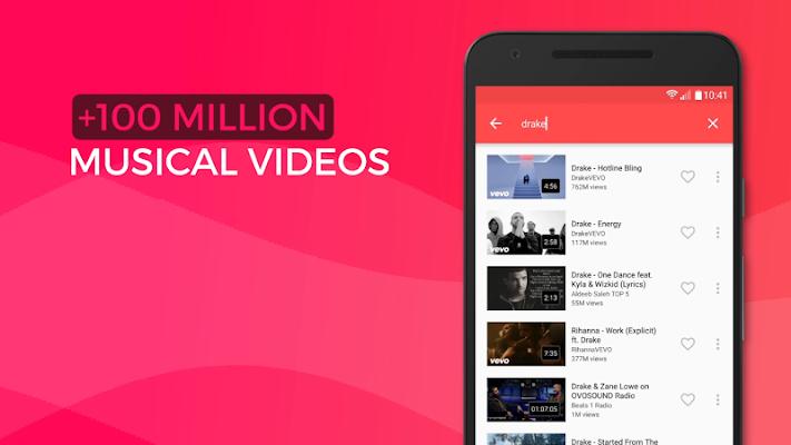 Music tube - Musictube - screenshot
