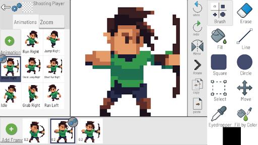 Pocket Game Developer Beta apkpoly screenshots 1
