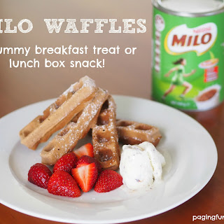 Milo Waffles