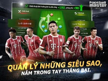Tải Game Football Master 2018