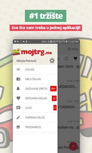 MojTrg Crna Gora screenshots 2