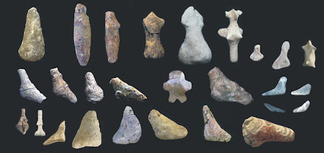 Photo: earliest mehrgahr figurines