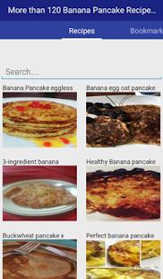 Banana Pancake Recipes ? Cooking Guide Handbook - náhled