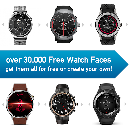 PC u7528 Watch Face - Minimal & Elegant for Android Wear OS 1
