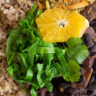 Vegan Brazilian Feijoada (Black Bean Stew)