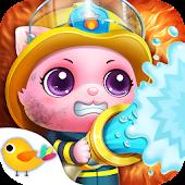 Pet Heroes: Fireman