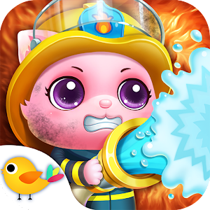Pet Heroes: Fireman for PC and MAC