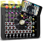 E.D.M Electro House Dj Loops Icon