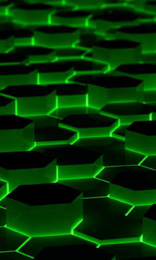 Skachat Neon Pentagon 3d Theme Wallpapers Google Play Apps