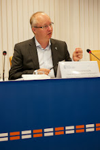 Photo: Mikael Gustafsson, Chair of the Committee on Women's Rights and Gender Equality of the European Parliament
