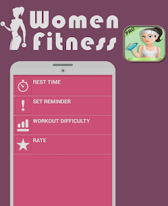 fitness for women : workout screenshot 10