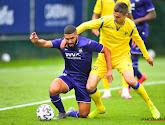 Wolke Janssens speelde tegen KV Oostende zijn 50ste wedstrijd voor STVV
